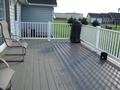 Sythedtic Deck Board Do Not Disfigure Like Pressure Treated Wood
