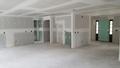 Drywall with front door