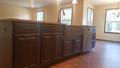 Kitchen View - Cabinet Closeup