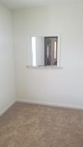 Opening to Laundry Room from MB Closet