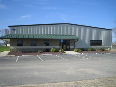 FERGUSON WAREHOUSE FRONT VIEW