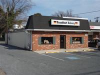 FRONT WEST VIEW OF FRANKFURT BAKERY SPACE