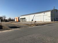 KAUFFMAN WAREHOUSE PROPERTY FRONT VIEW SOUTH