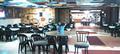 BOONDOCKS RESTAURANT PROPERTY INTERIOR VIEW DINING ROOM