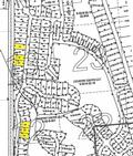 COUNTRY GROVE SUBDIVISION LOTS TAX MAP