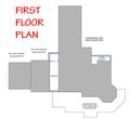 GOVERNORS CLUB FIRST FLOOR PLAN