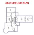 GOVERNORS CLUB PROPERTY SECOND FLOOR PLAN