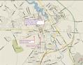 SAFFORD OFFICE PROPERTY LEASE MARKET AREA MAP