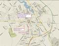SAFFORD NORTH STREET OFFICE LEASE MARKET AREA MAP
