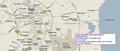 TROISE HORSEPOND ROAD LARGE PARCEL MARKET AREA MAP