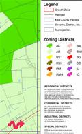 ZONING MAP VIOLA MILLS FARMETTES UNIMPROVED PARCEL 28.01