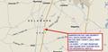 WARRINGTON DAYCARE MARKET AREA MAP