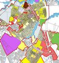BLEVINS PROPERTY ZONING MAP
