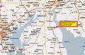 BOONDOCKS RESTAURANT PROPERTY MARKET AREA MAP