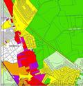CUMMINGS & GROSS PROPERTY ZONING MAP