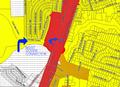DEVERELL PROPERTY ZONING MAP