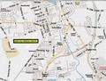 EDEN HILL MEDICAL CTR #380 MARKET AREA MAP