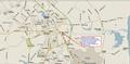 EMPIRE DOVER PROPERTY MARKET AREA MAP