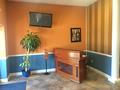 ROUTE 14 SALON FRONT WAITING ROOM RECEPTIONIST