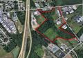 McDANIEL BUSINESS PARK PROPERTY AERIAL VIEW