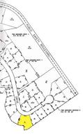 TAX MAP VIEW OF HIGDON LAUREL DRIVE RESIDENTIAL LOT