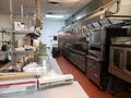 HOLIDAY INN DOVER RESTAURANT INTERIOR KITCHEN HOT COOKING LINE VIEW