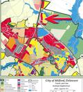 CALVARY ROAD PAD SITES ZONING MAP