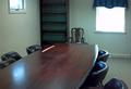 NEW STREET OFFICE PROPERTY INTERIOR CONFERENCE ROOM VIEW
