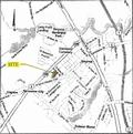 NORTH PARK TOWNHOUSE DEVELOPMENT STREET MAP