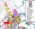 NORTH PARK TOWNHOUSE DEVELOPMENT ZONING MAP