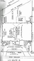 PALMER CONSTRUCTION PROPERTY PLOT PLAN