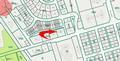WALSH WALKER ROAD OFFICE PROPERTY ZONING MAP