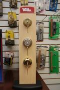 We have interactive lock displays!
