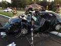 Motor Vehicle Accident 09-01-2014
