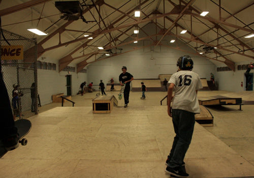 Maine teen center inc