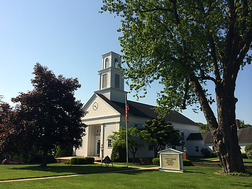 Terryville congregational church for Plymouth food pantry ct