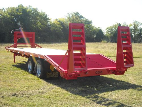 Dual Wheel Axles For Trailer : K dual wheel tandem axle trailers d