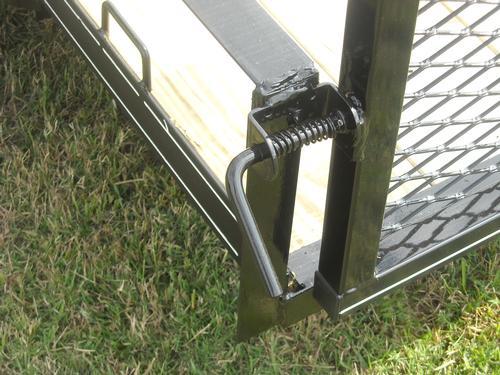Standard Utility Single Axle Trailer