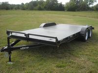 18 x 83 Steel Floor Car Hauler