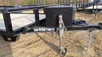 Swing Jack - Lockable Toolbox - D-Ring Tie Down