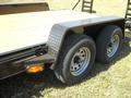 10K EQUIPMENT - HEAVY DUTY CHECKER PLATE FENDERS WITH STEPS
