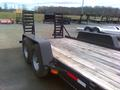 16' - 14K Equipment Trailer with Optional Angle Frame