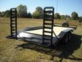 20 x 81 14K Equipment Trailer with Optional Drive Over Fenders