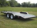 18 x 83 Steel Floor Car Hauler