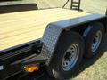 Heavy Duty Checker Plate Fenders & Steps