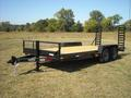20 X 83 10K EQUIPMENT TRAILER