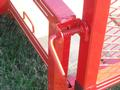 Spring Loaded Gate Latches - No Pins to Lose!