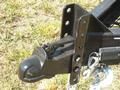 ADJUSTABLE TRACK COUPLER WITH 2 5/16' HITCH OR PINTLE