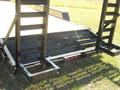 10K EQUIPMENT TRAILER - 2' DOVETAIL & SPRING ASSISTED RAMPS