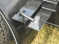 Jeep style spring latches secure the Removeable Fenders